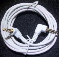Cable audio pipe de mini plug a mini plug 6´