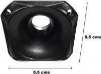 Trompeta mini / Rosca de metal, Cod: T-031